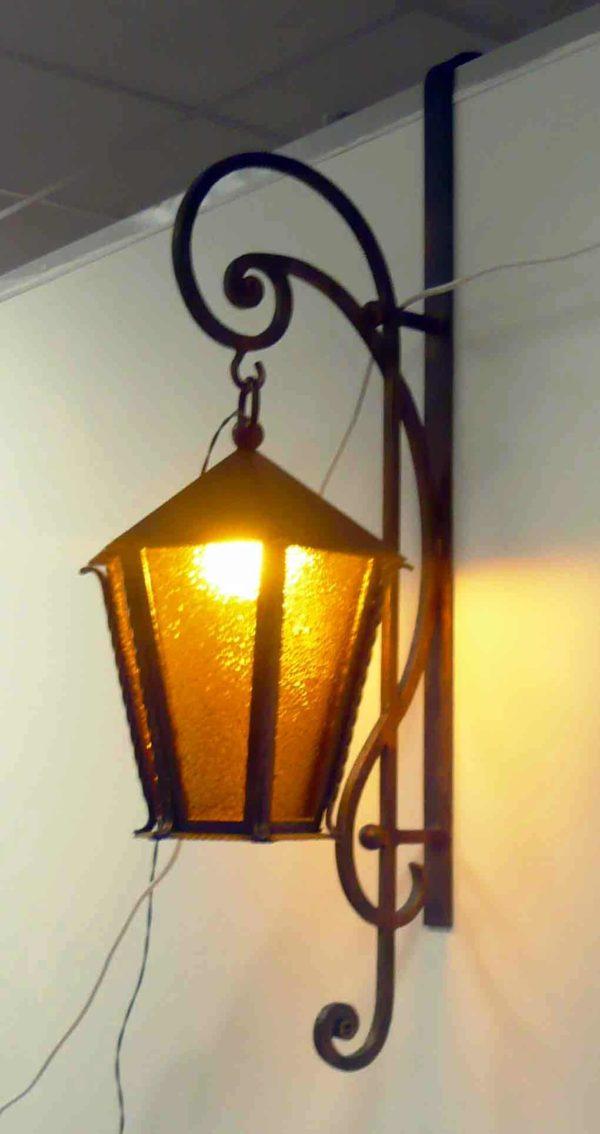 Кованые люстры, светильники Закрытый светильник Арт. С-001 Norkovka